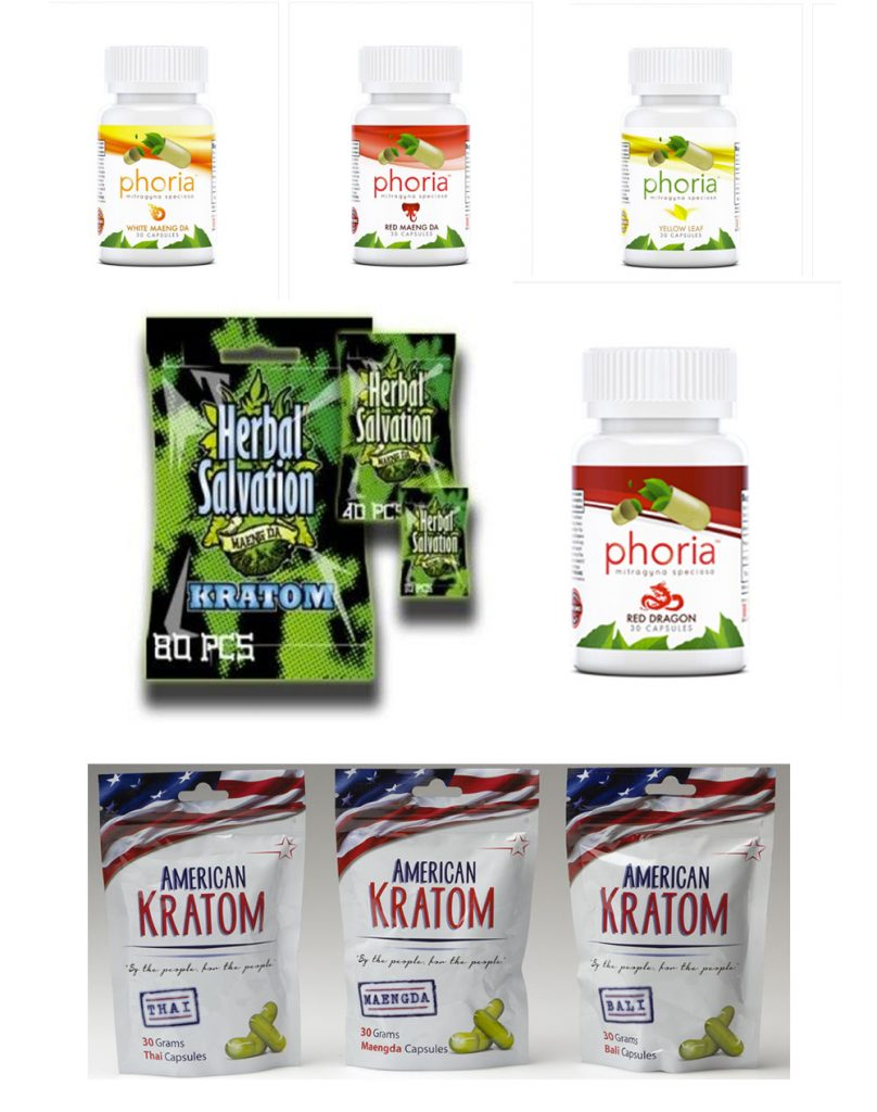 Kratom brands