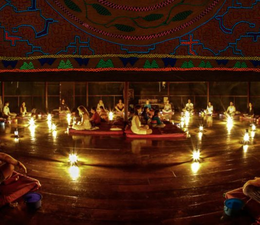 Temple of the way of light