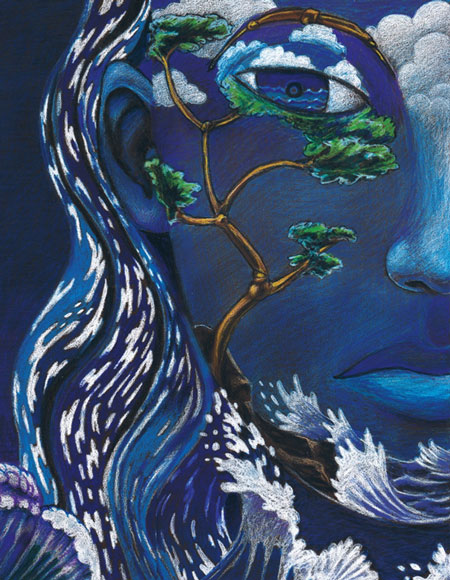 ayahuasca goddess