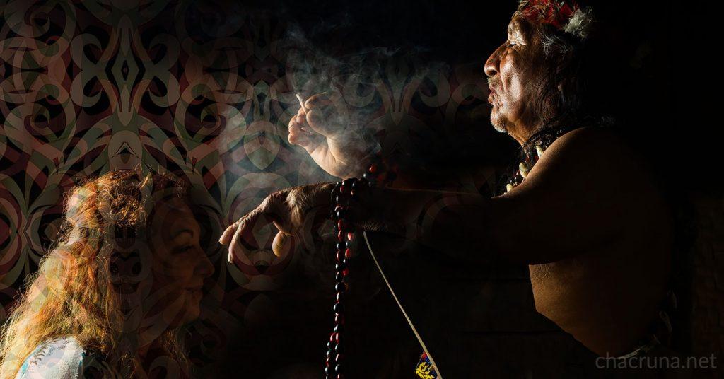 traditional ayahuasca ceremony